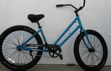 Single Speed Comfort Cruiser